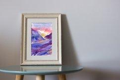 5 sunrise mountain landscapes Product Image 4
