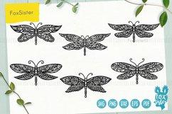 Dragonfly svg bundle, Svg Png Pdf Eps Dxf, Animal svg Product Image 1