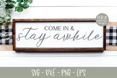 Home Sign Bundle - 12 Home SVG Designs Product Image 5
