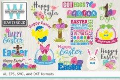 BUNDLED Easter Cutting Files KWDB020 Product Image 1