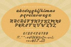 Vinttadge Retro Bold Script Product Image 4