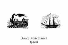 Bruce Miscelania (pack) Product Image 2