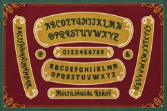 Rosvard - Vintage Layered Typeface Product Image 4