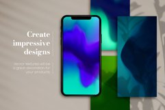 15 Colorful Gradient Background Set Product Image 2