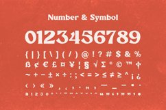 Eugello - Unique Display Font Product Image 5