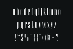GRACE, A Sophisticated Typeface Product Image 3