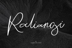 Raliangi Font Product Image 1