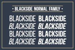 Blackside a Vintage Typeface Product Image 2