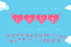 The Bunting Font Collection Product Image 4