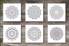 Mandala collection for coloring book Product Image 5
