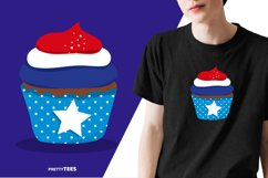4th of July T-Shirt Design | 4th of July Sublimation Shirt Product Image 6