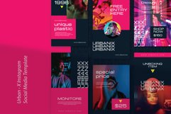 Urbanix - Post & Stories Instagram Template Product Image 3
