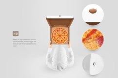 Food & Drinks Packaging Mockup Set Product Image 4