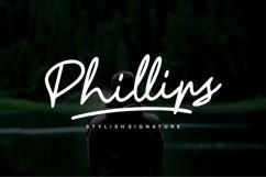 Phillips - Stylish Font Product Image 1