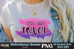 Motivational Quotes Sublimation Bundle, Motivational PNG Product Image 2