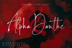 Alpha Danthe Product Image 1