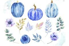 Blue pumpkins Product Image 3