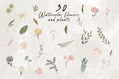 Wedding map creator watercolor Product Image 14