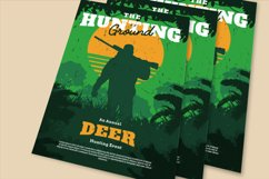 Hunting Ground Flyer Product Image 1