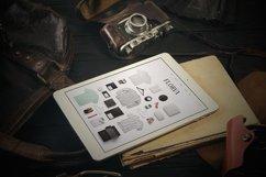 Web Font Florva Product Image 6