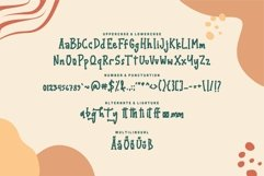Web Font Sneaky - Fancy & Cute Font Product Image 4
