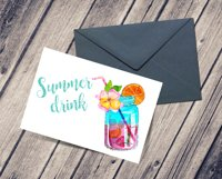 Summer drink Clip Art Product Image 4
