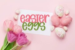 Web Font Spring Roses - A Simple Handwritten Font Product Image 5