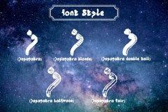 Joyagatra - 5 Font styles and 150 Swashes Product Image 4