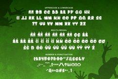Web Font Frogon Font Product Image 4