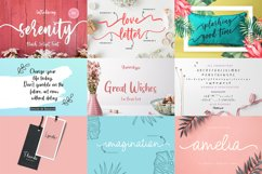 Mighty Font Bundle Product Image 4