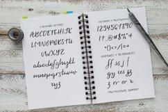 Plein Air Script Font Product Image 6