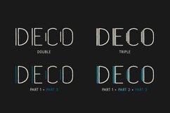 Naive Deco Sans Family Product Image 3