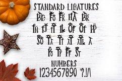 Creepy Halloween Font Product Image 6