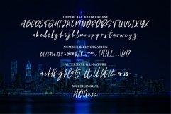 Beabit - A Stylish Script Font Product Image 3