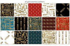 GOLD CANDY patterns set Product Image 2
