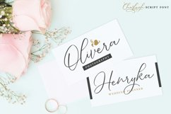 Charleigh   Modern Calligraphy Script Product Image 5