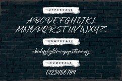 Rawriting | Uniquely Handwriting Script Font Product Image 2