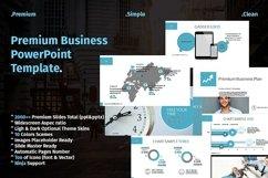 Premium Business Presentation Product Image 1