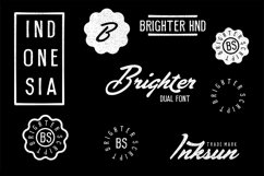 Brighter Script Product Image 2