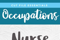 Nurse practitioner svg - an NP svg with heart for crafters Product Image 5