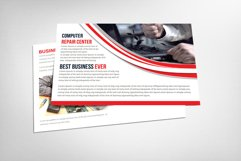 Corporate and Business Post Card Product Image 1