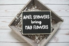 Web Font Spring Love - A Cute Hand-Lettered Font Product Image 3