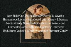 THE HELMUNTE - Luxury Serif Font Product Image 5
