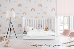 Watercolor Rainbow. Cute Patterns Product Image 4