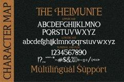 THE HELMUNTE - Luxury Serif Font Product Image 2