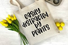 Web Font Blooming Daffodils - A Hand-Lettered Mixed-Case Fon Product Image 4