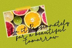 Kuy Lemonade Font Script Product Image 5