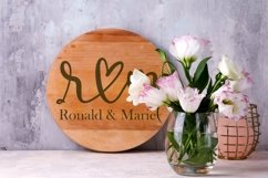 Couples Monograms - Initials perfect for Weddings! Product Image 4