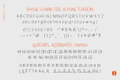 Foresee   Sans Serif Classy Font Product Image 2