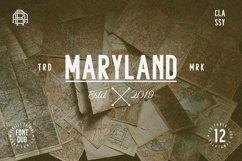 Maryland   Classy Font Product Image 2